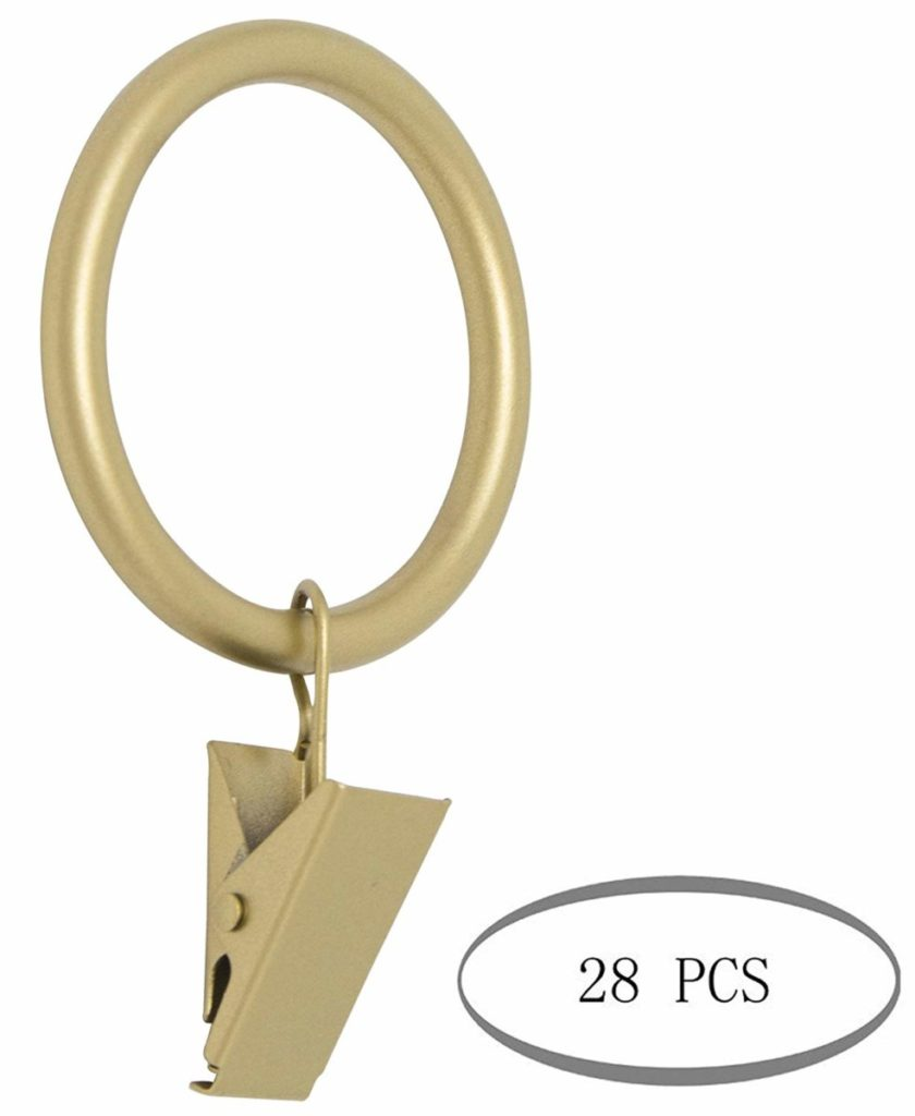 Curtain Rings How To Choose The Most Suitable One For